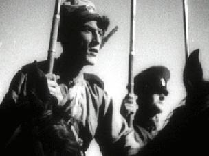 Кадр из фильма «Тихий Дон». 1930