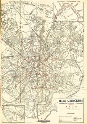 трамвайных маршрутов